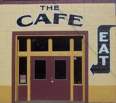 Cafe, Glenwood City WI