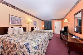 Americas Best Value Inn, Ozark AR