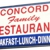 Concord Family Diner
