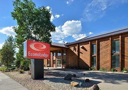 Econo Lodge, Monte Vista CO