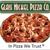 Glass Nickel Pizza