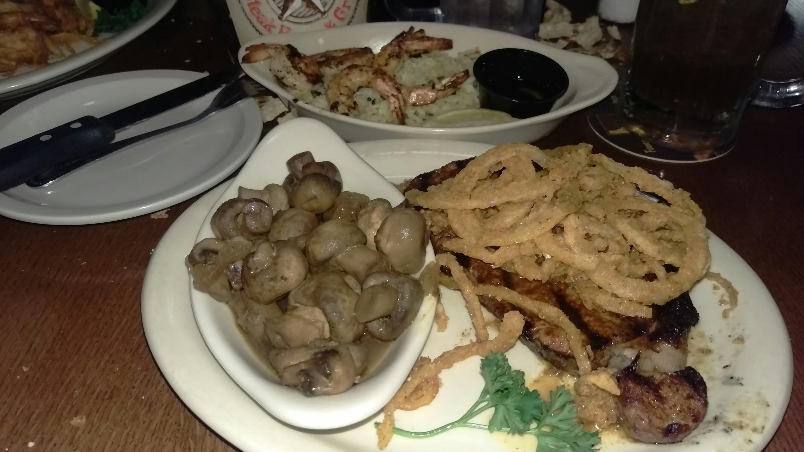 Colton's Steakhouse, Morrilton AR