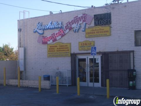 Lenchita's, Pacoima CA