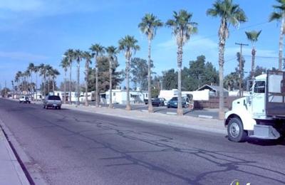 Turf Trailer Lodge - Phoenix, AZ