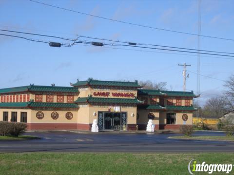 Chef Wang's, Murfreesboro TN