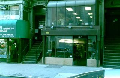 Rob Warren Books - New York, NY