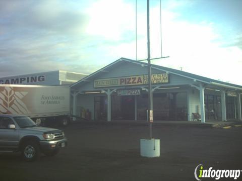 Main Street Pizza Company, Tillamook OR