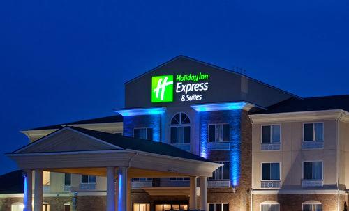 Holiday Inn Express & Suites Mattoon, Mattoon IL