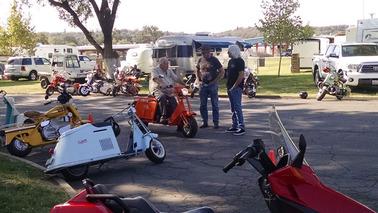 Cushman Scooters II, Gardena CA