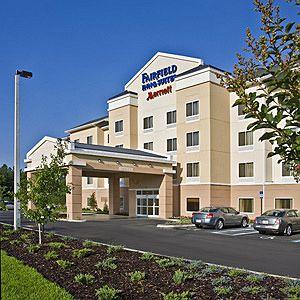 Fairfield Inn And Suites, Russellville AR