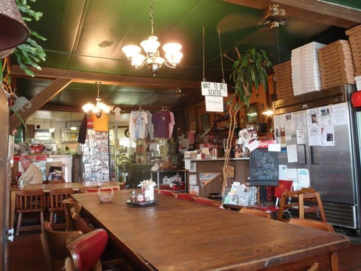 Sirianni's Cafe, Davis WV