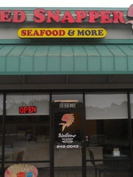 Red Snapper Seafood & More