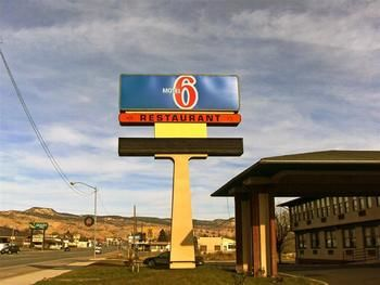 Motel 6, Richfield UT