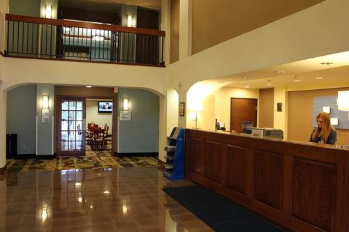 Holiday Inn Express, Weatherford OK