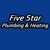 Five Star Plumbing & Heating