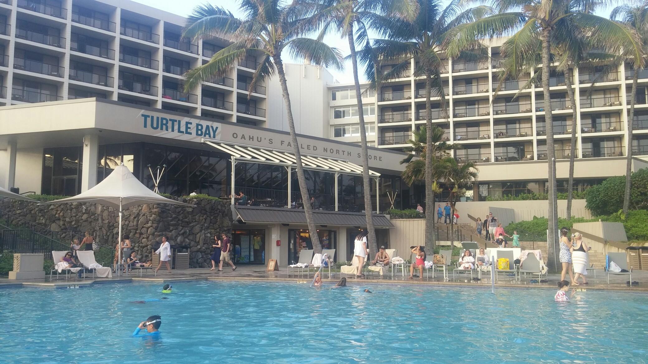 Turtle Bay Resort, Kahuku HI