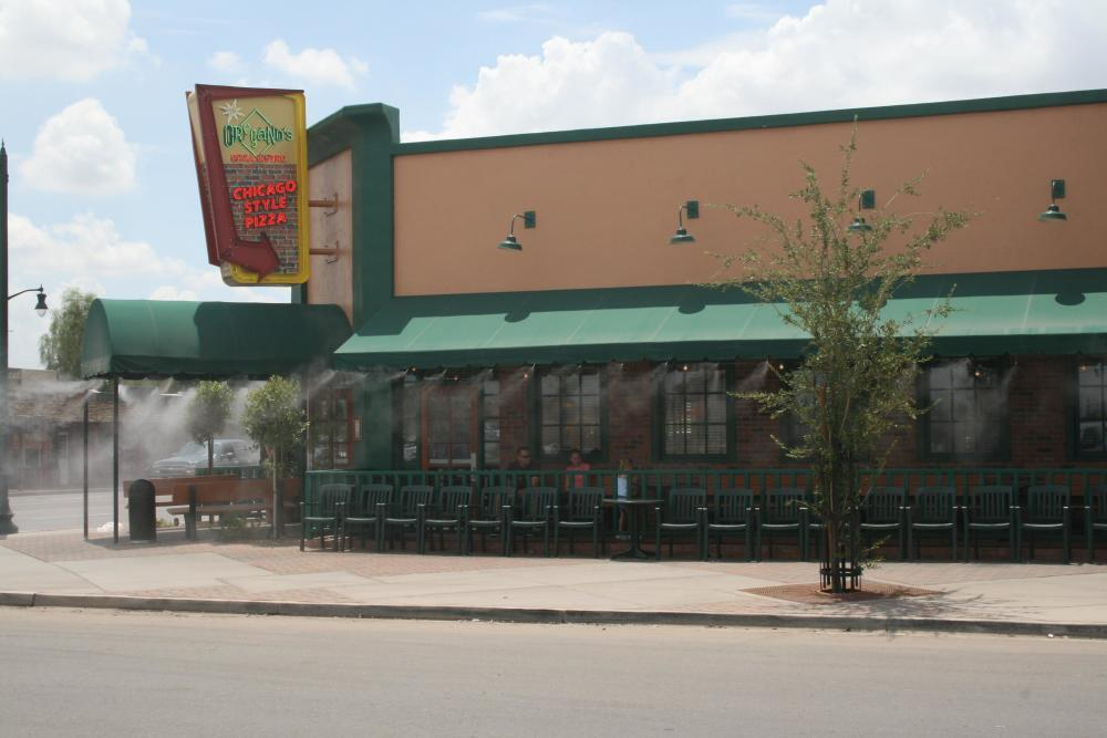 Oregano's Pizza Bistro, Gilbert AZ