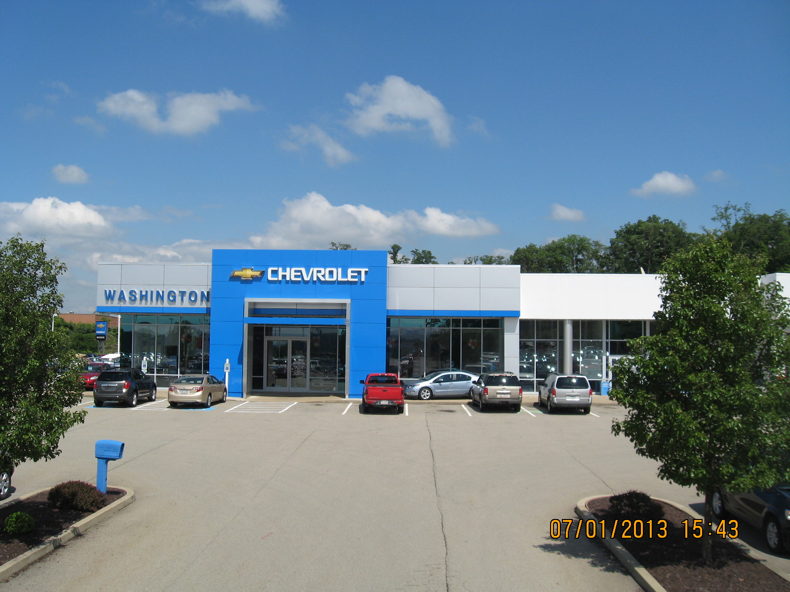 Washington Chevrolet, Washington PA