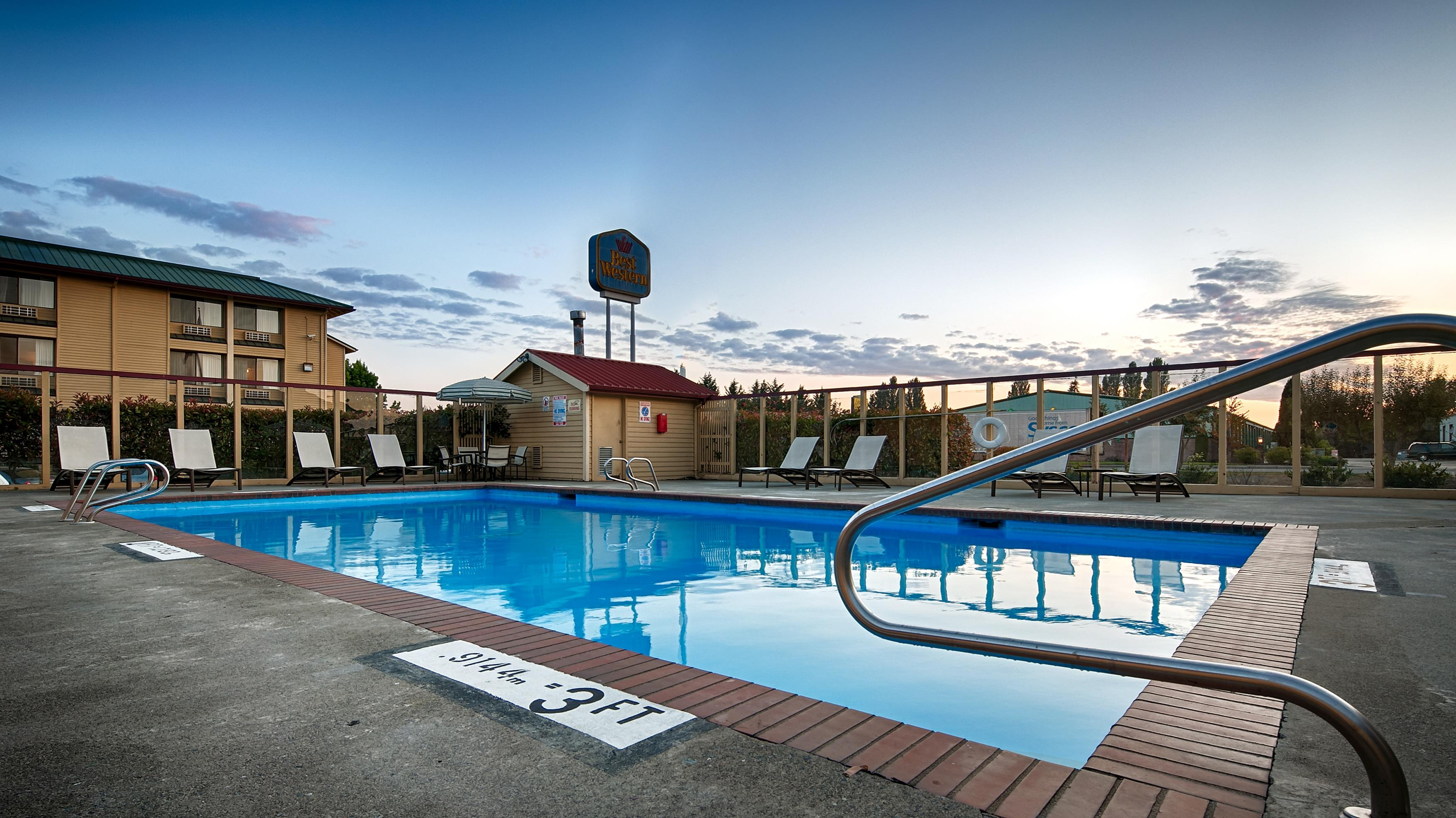 Best Western Plus Skagit Valley Inn And Convention Center, Mount Vernon WA