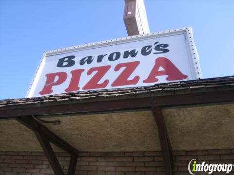 Barone's Pizza, Lancaster CA