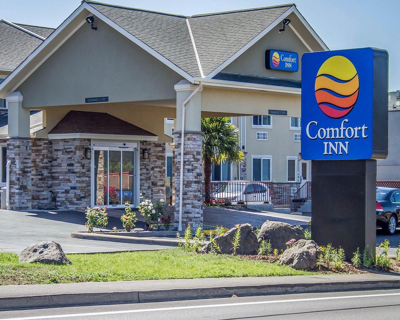 Comfort Inn, Roseburg OR