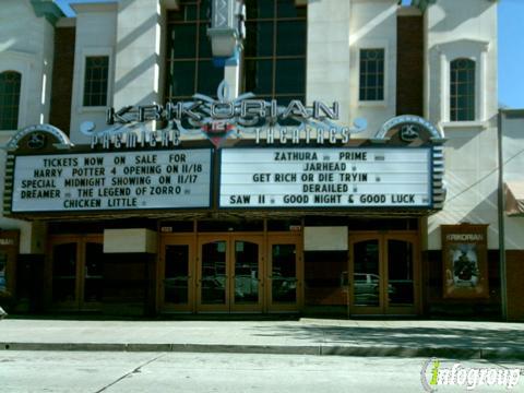 Krikorian Premiere Theatres, Monrovia CA