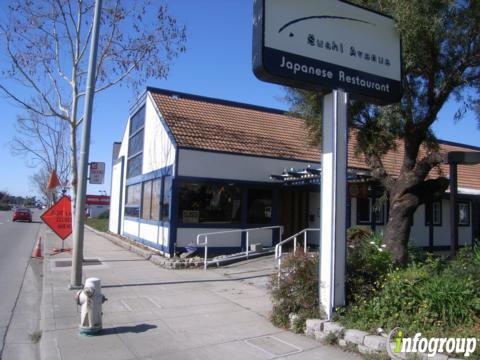 Sushi Avenue, San Leandro CA