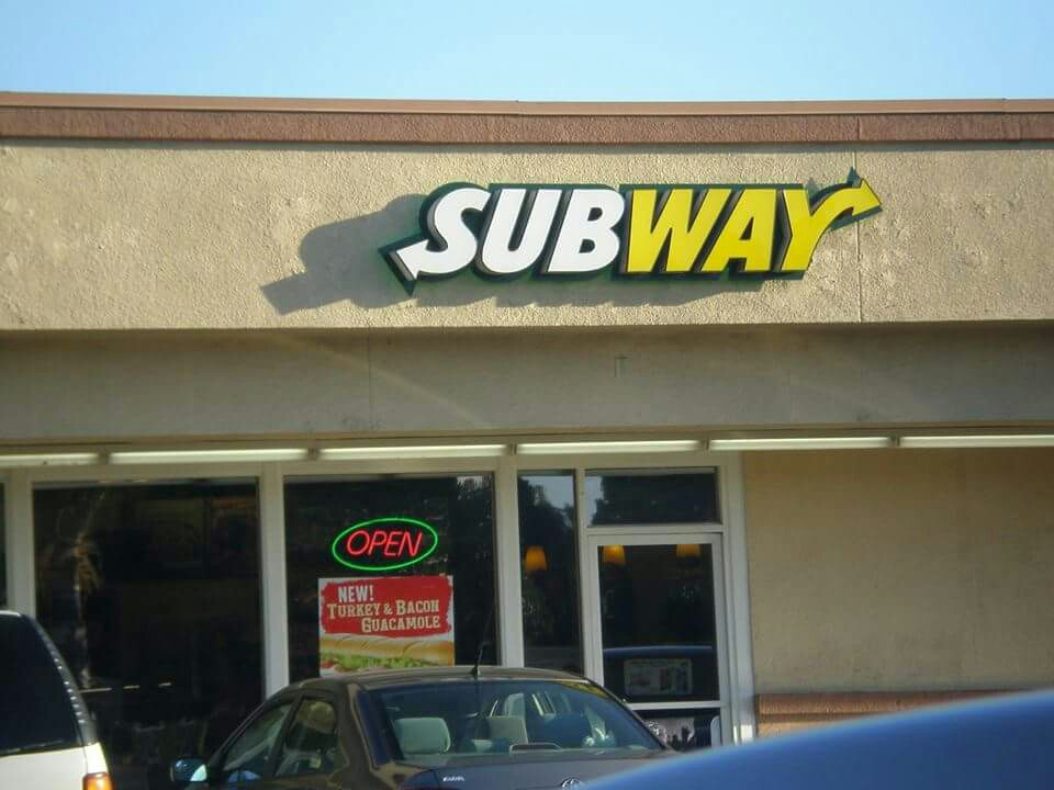 Subway, La Palma CA