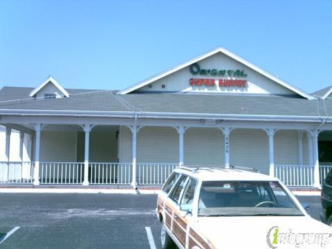Oriental Super Buffet, Clearwater FL