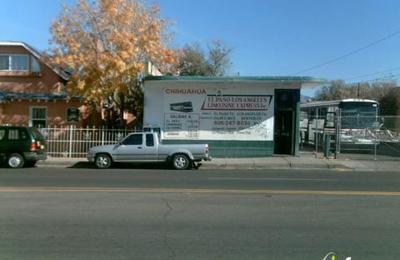 El Paso-Los Angeles Limo Exp - Albuquerque, NM