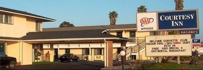 Courtesy Inn, San Simeon CA