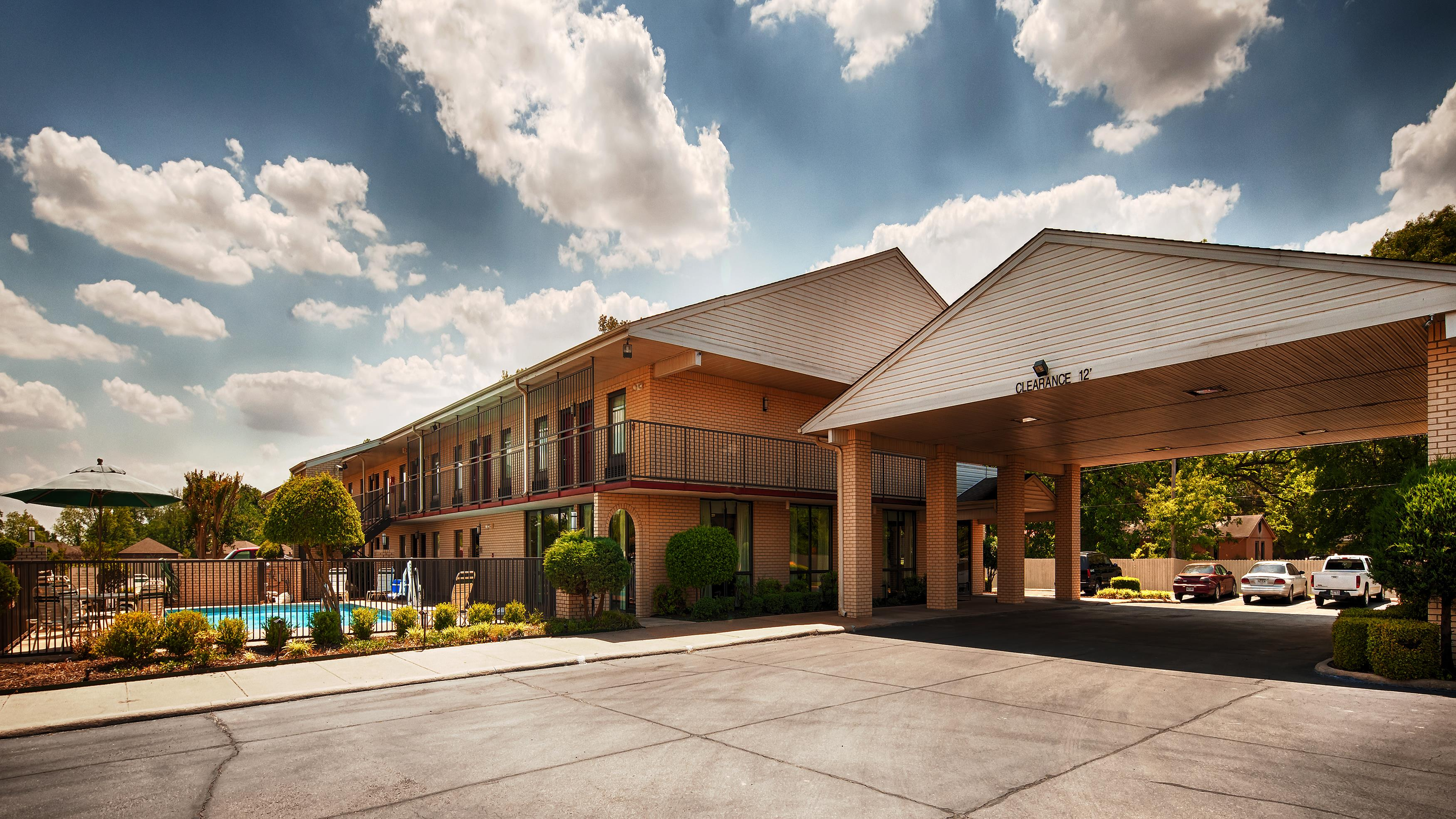 Best Western Inn, West Helena AR