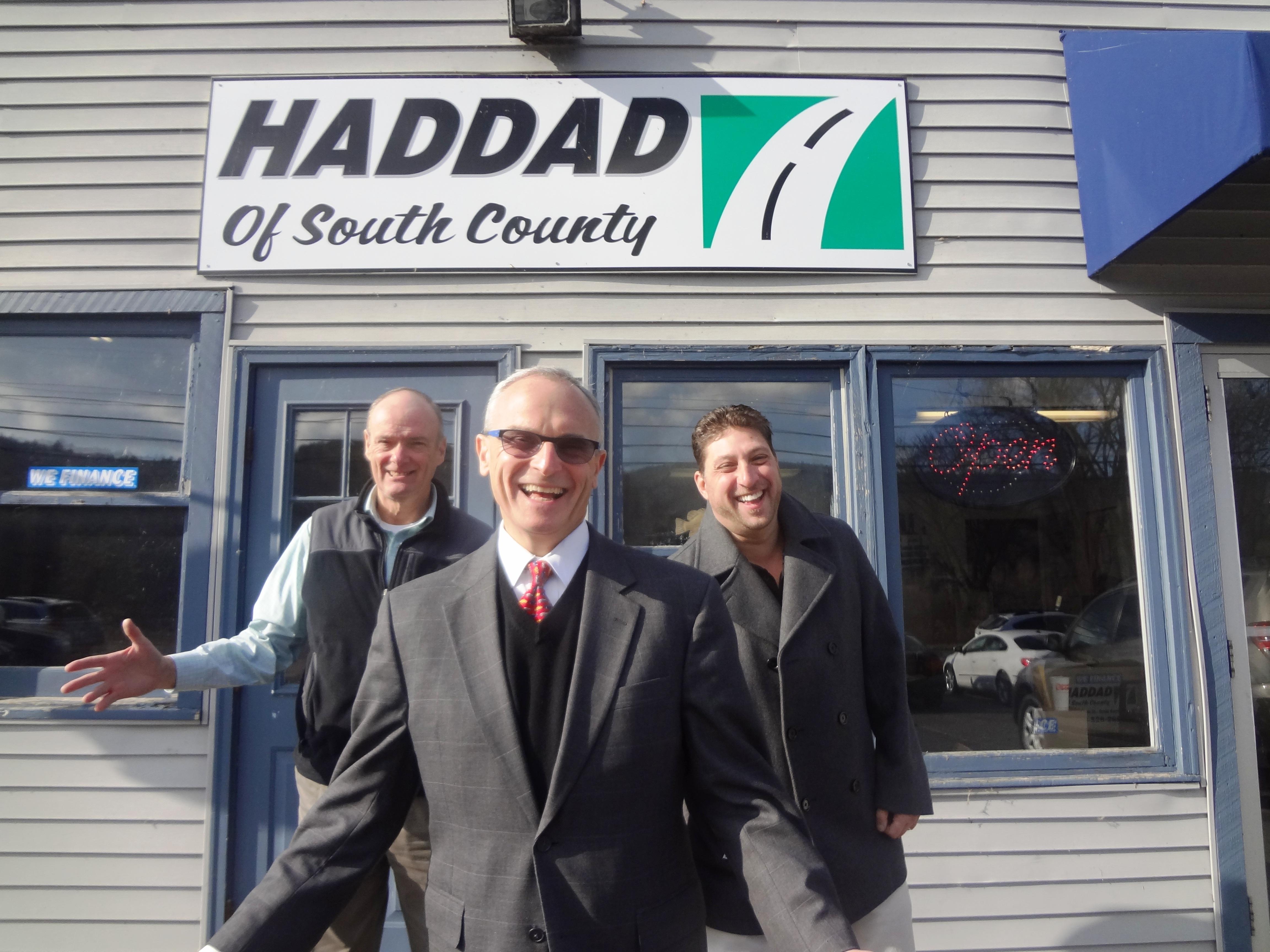 Haddad of South County, Great Barrington MA