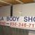BULA BODY SHOP
