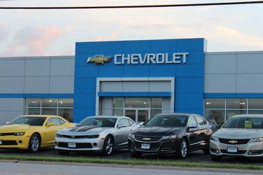 Poage Chevrolet, Wentzville MO