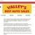 Valley's Best Auto Sales