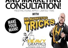 Heavy Graphics Marketing Inc. - Miami, FL