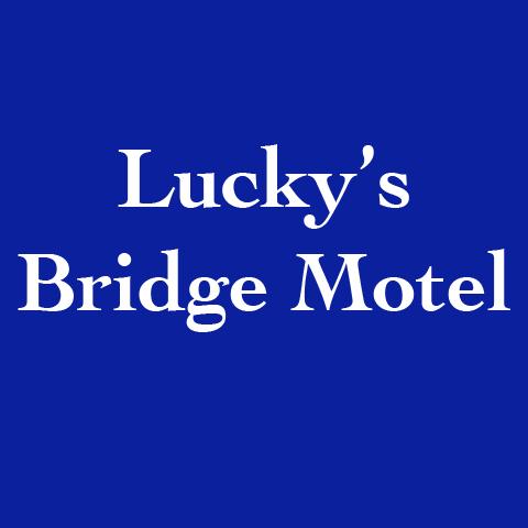 Lucky's Bridge Motel, Lodi WI