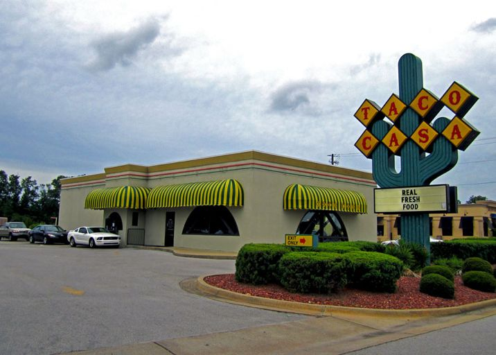 Fast Food In Florence Alabama