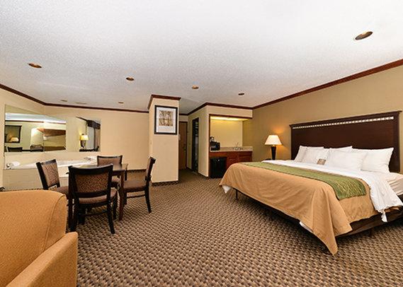 Comfort Inn, Macomb IL