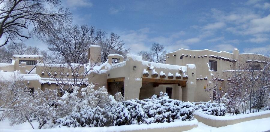 Sagebrush Inn, Taos NM