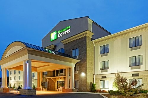 Holiday Inn Express Troutville - Roanoke North, Troutville VA