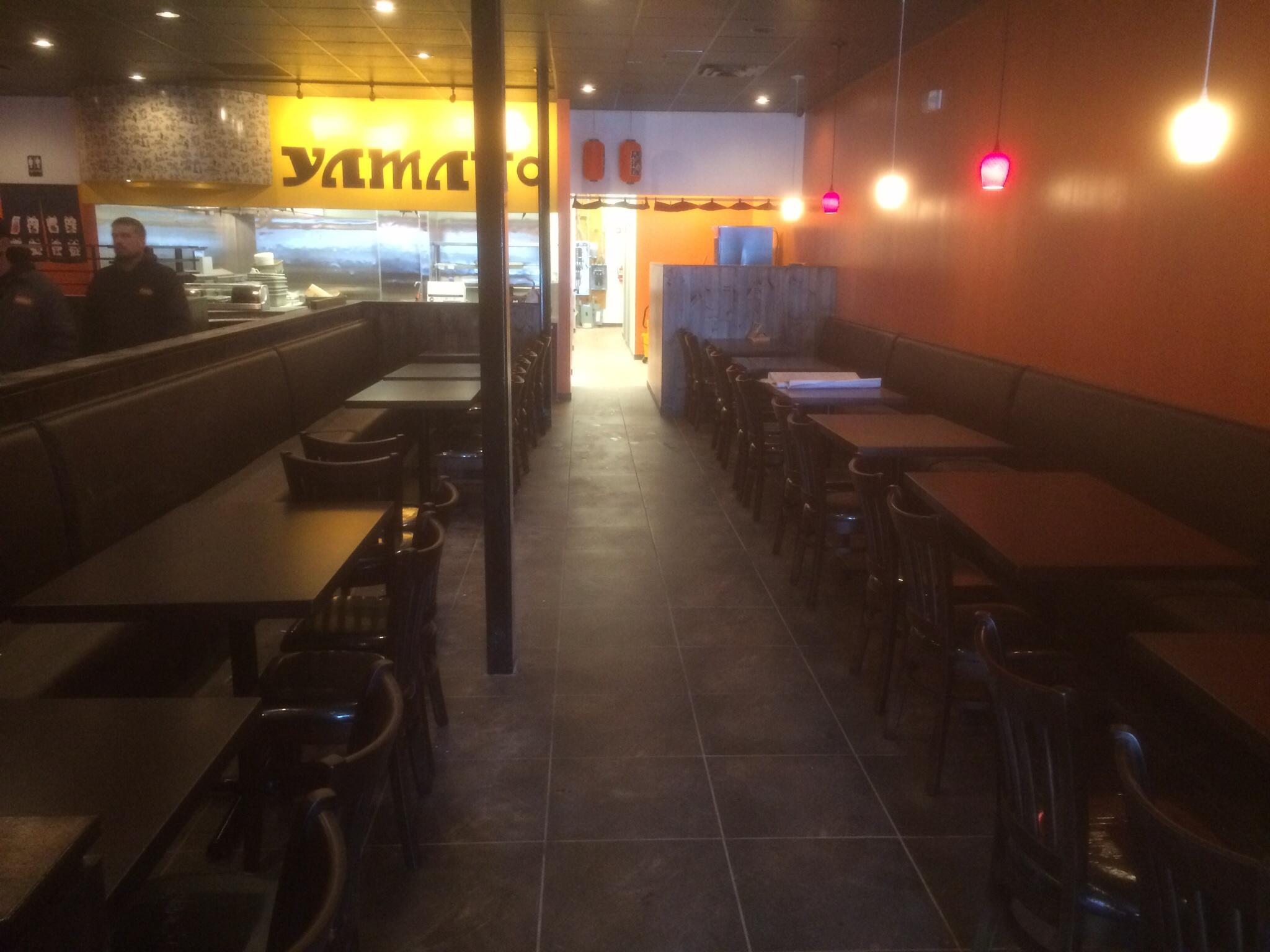 Yamato Japanese Steakhouse, Somerset PA