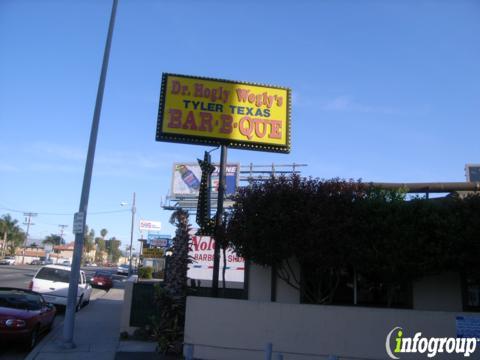 Doctor Hogly Wogly Tyler Texas BBQ, Panorama City CA