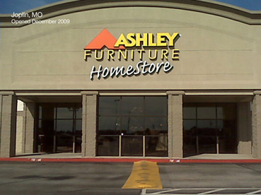 Ashley Homestore Joplin Mo 64801