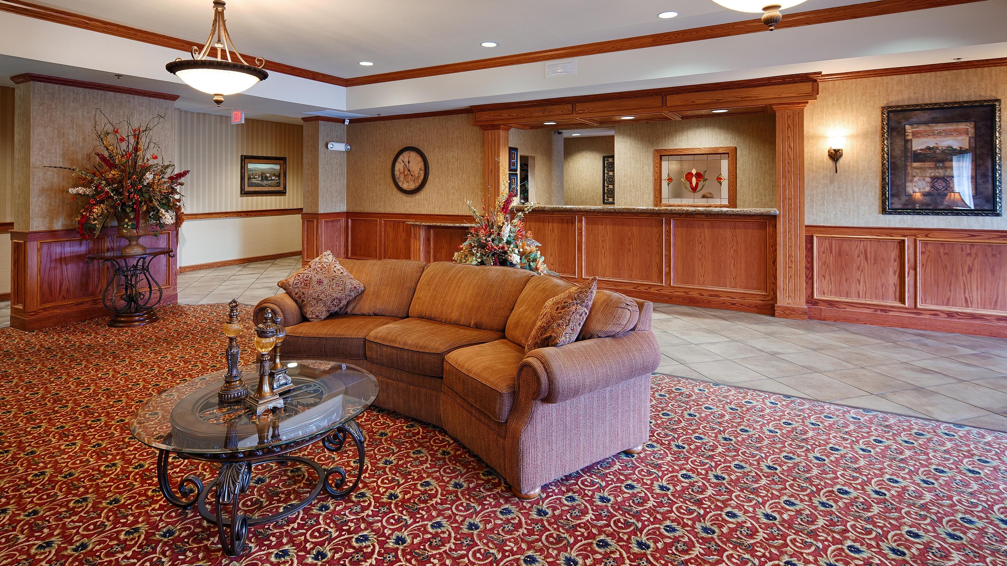 Best Western Plus Capital Inn, Jefferson City MO