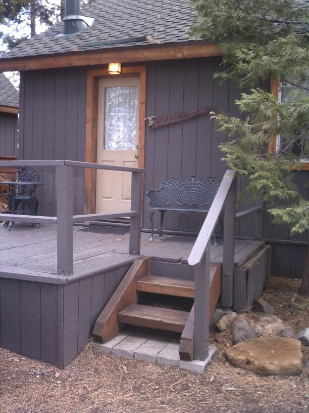 Rustic Cottages, Tahoe Vista CA