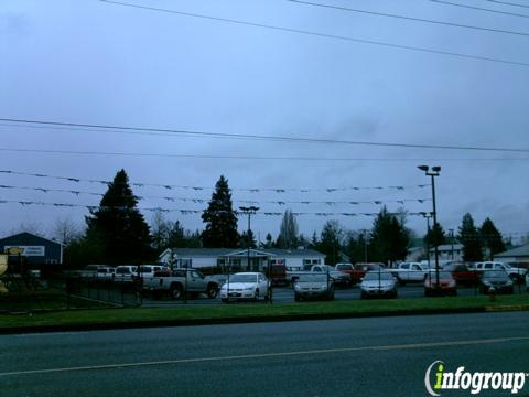 Hubbard Auto Sales, Hubbard OR