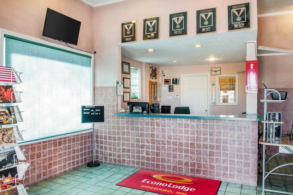 Econo Lodge Inn & Suites, Socorro NM