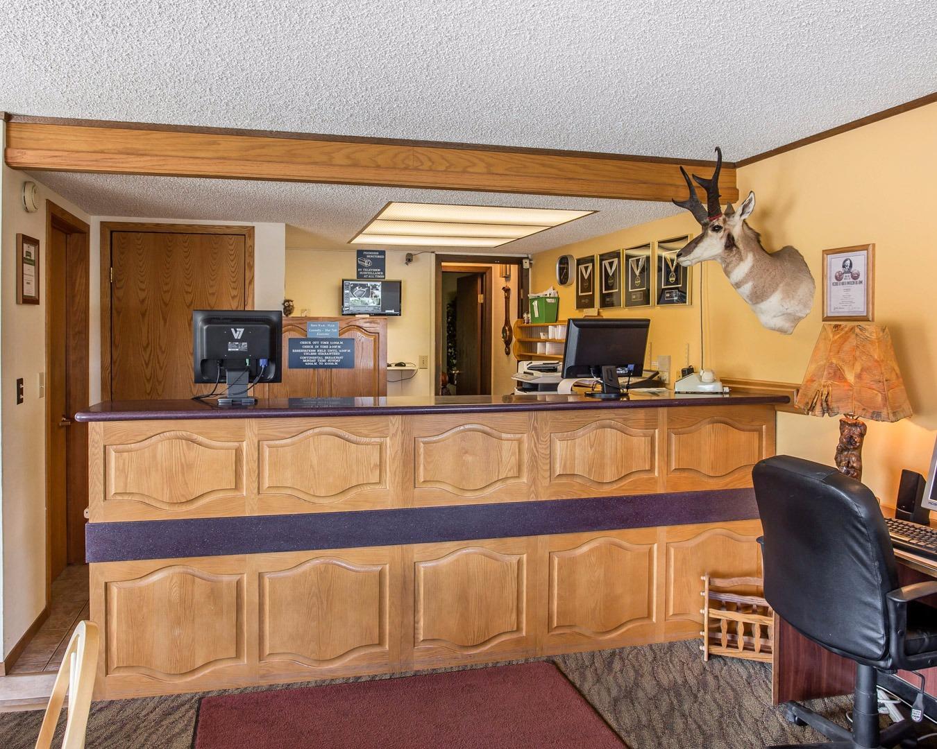 Rodeway Inn Pronghorn Lodge, Lander WY